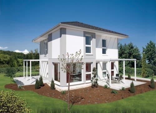 Villa schön und modern