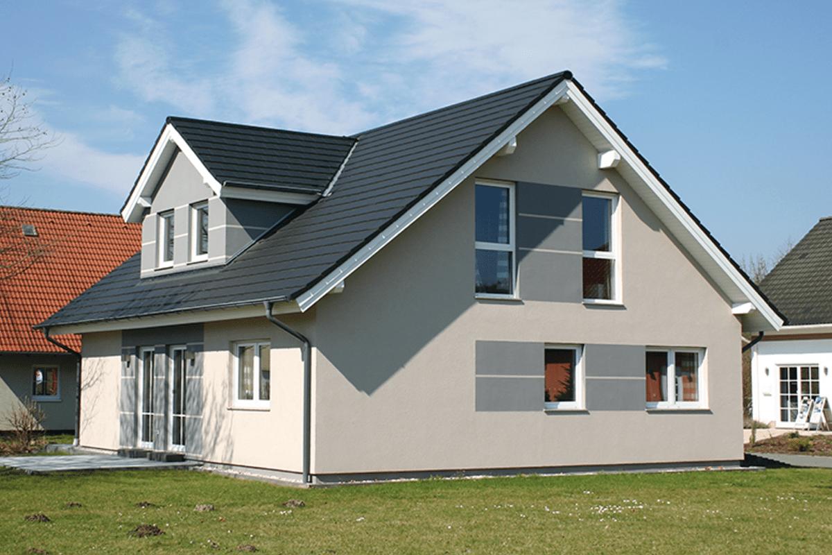 Klassiches Einfamilienhaus im Grünen