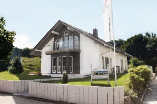 Energieeffizienzhaus in Fellbach vom Fertighausanbieter STREIF