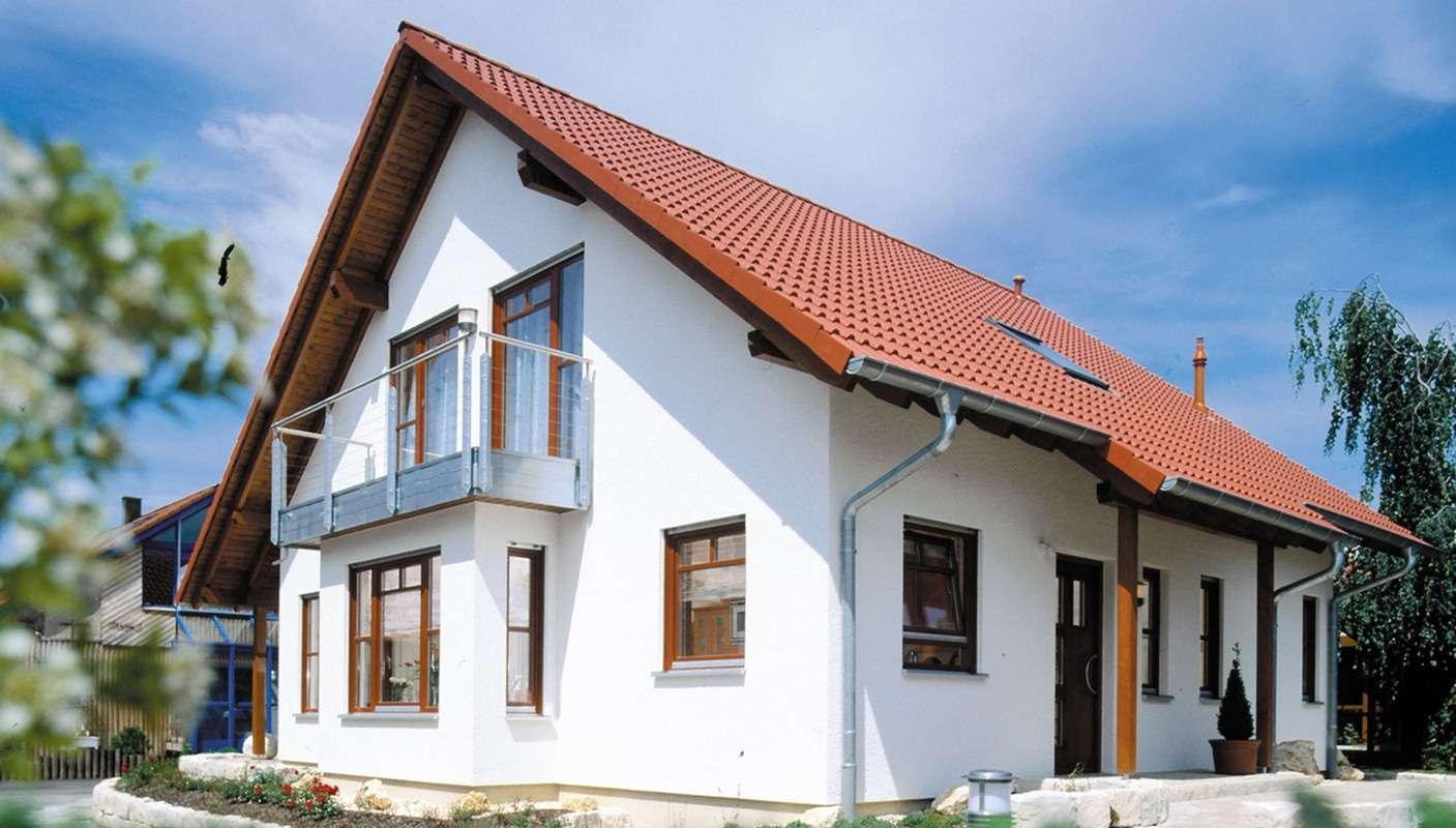 Musterhaus Family Classic mit Satteldach