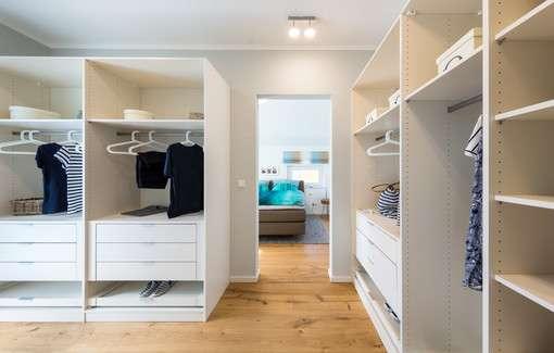 Das Ankleidezimmer - Mehr als ein großer Kleiderschrank