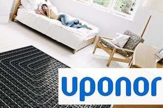 Uponor bietet Bauherren Systeme für Fußboden-, Wand- und Deckenheizungen. Die Lösungen sind besonders montagefreundlich und überzeugen mit einer geringen Aufbauhöhe.