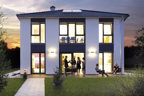 Musterhaus 'Villa 165' in Köln