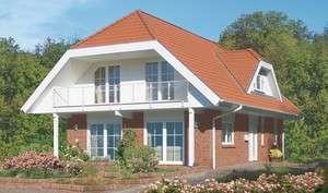 Eigenheim mit Krüppelwalmdach